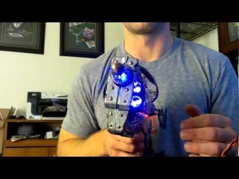 Tesla Plasma Capacitance Disruptor MK1 Set