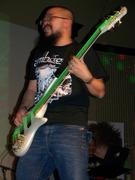 Cool Bass player