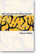 The Success of Open Source by Steve Weber