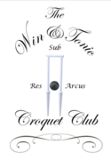 The Win&Tonic Croquet Club