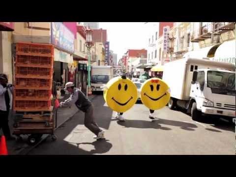 'Pennan Brae' (Happy Face Music Video)