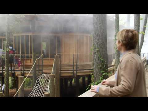 SCAD Video on Treehouse and Totems