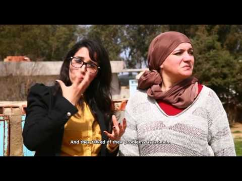 """Poverty is in the head, not in the pocket...."" Tunisian women leaders speak"