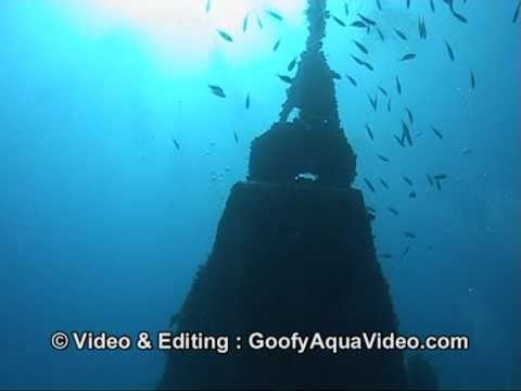 Cuba Wreck diving  (Varadero)
