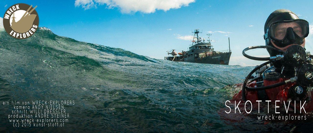 Wreck-Explorers: Skottevik - Trailer