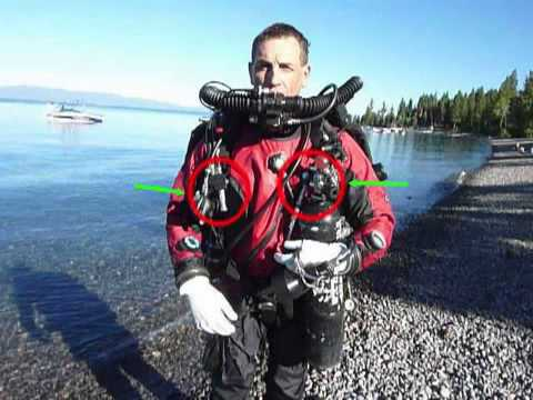 UTD MX Series mCCR Rebreather Configuration  Part 1 of 3