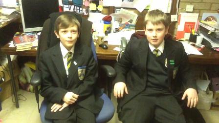 Shaun & Robert, Oakbank