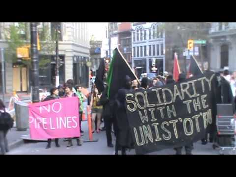May Day and No Pipeline Demo MAy 2014 take 2