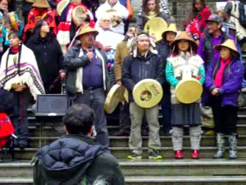 Idle No More Vancouver Dec 23 2012