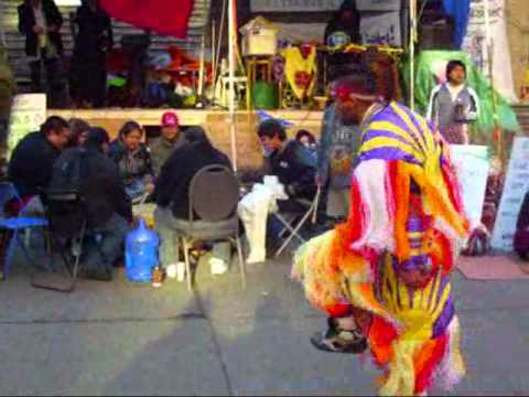 First Nations at Occupy Vancouver.wmv