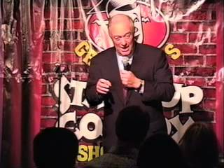 Charles Parselle Stand up comedy