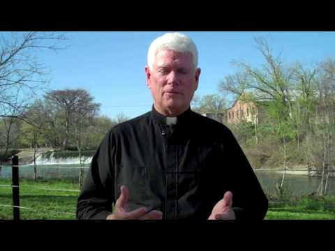 Father Aloysius Speaks from the Past