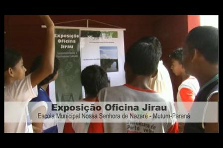 Teaser Exposição Oficina Jirau - Mutum Paraná