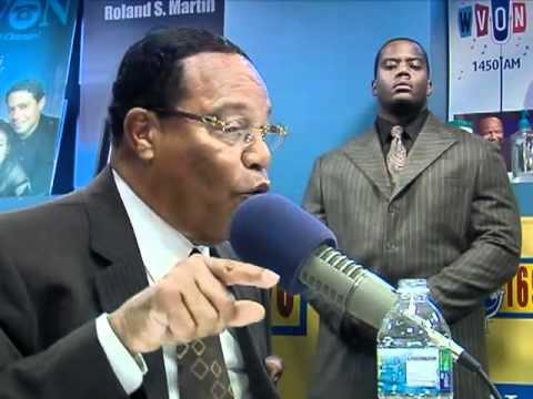 Farrakhan Warns, Advises Obama on Libya (March 11, 2011)