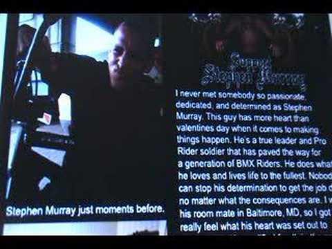 Stephen Murray message  June 22,2007