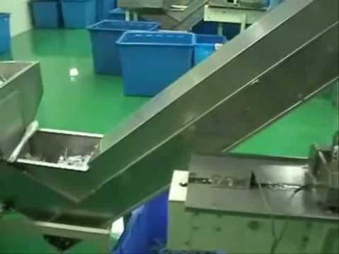 Syringe Packing machines