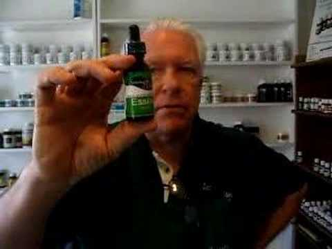 Essiac cancer treatment herbal tincture, Ms Caisse...from The Secrets of Eden
