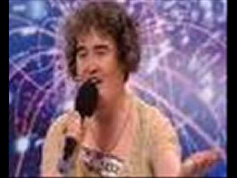Susan Boyle How Great Thou Art.wmv