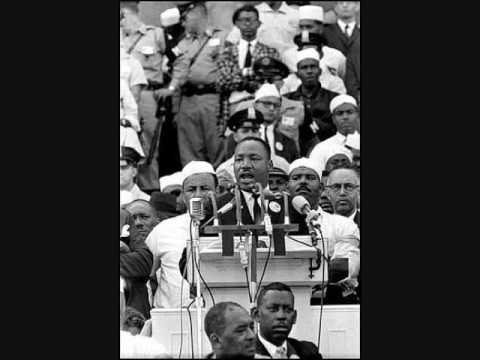 """""""We Shall Overcome"""" - Martin Luther King, Jr."""