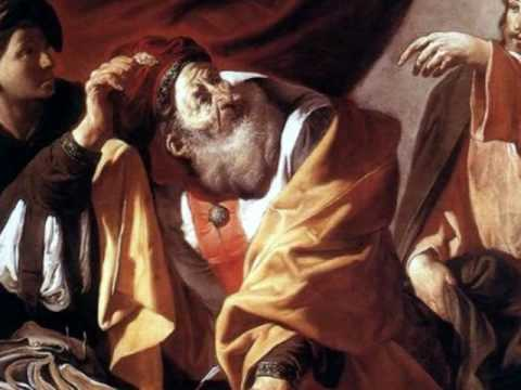 St. Matthew, the former tax collector