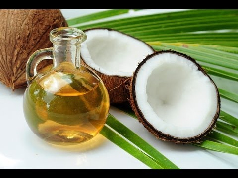 The Health Benefits of Coconut Oil & How To Use Organic Coconut Oil For Cooking.