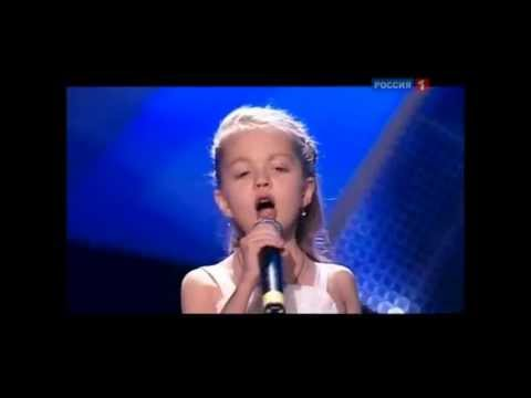 Anastasia Petrik 9 years old) and Viktoria Petrik (14 years old) song When You Believe