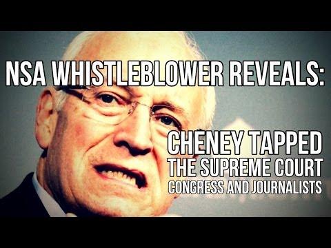 Cheney to NSA: Spy on Supreme Court Judges