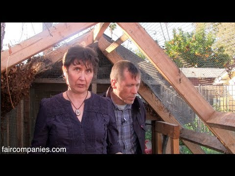 Self-reliance in LA: backyard farming + radical home ec