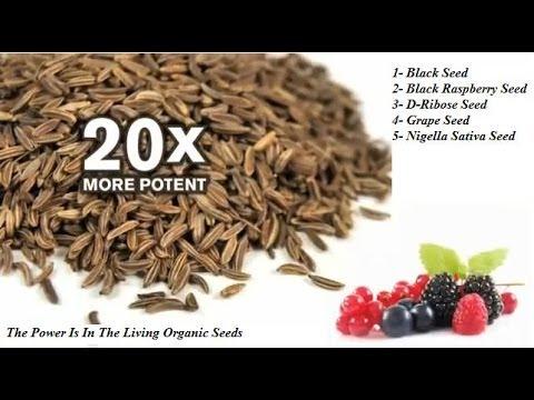 Try Soul Black Seed Formula