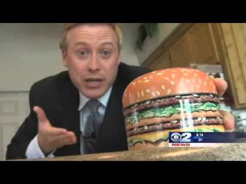 Man Keeps 14 Year-old Hamburger