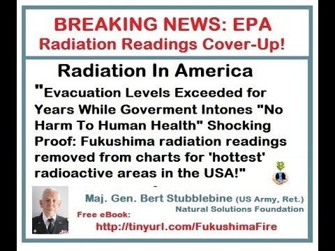 BREAKING NEWS: USA Radiation Levels Above Evacuation Level?