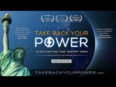 Take Back Your Power - Official Trailer (2014 Edition)