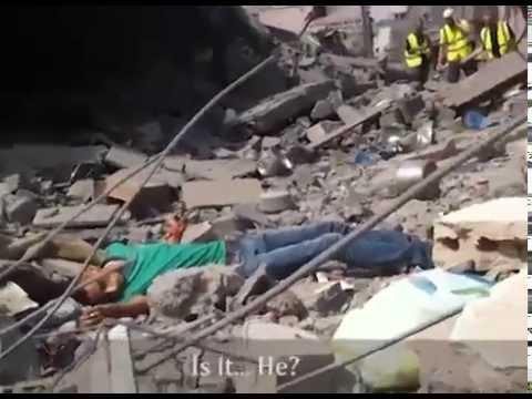 IDF War Crime: Israeli sniper killing wounded civilian 07/20/14