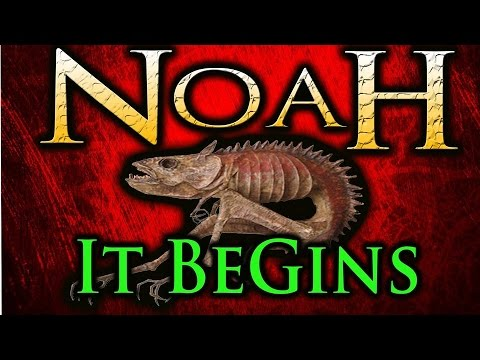 NOAH: the TRUTH is BIGGER than you thought......the JourNey BeGins