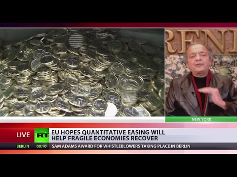 Celente: We live in bankism, not capitalism, ECB QE is massive fraud