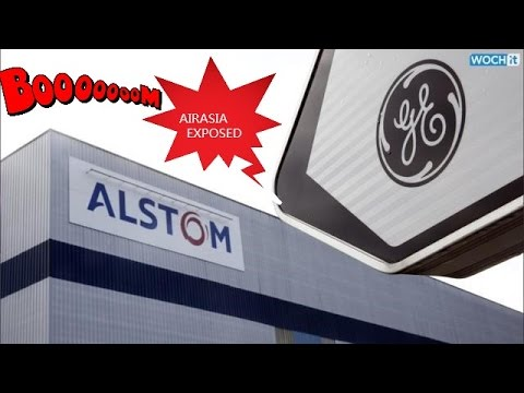 AirAsia Bombshell! Alstom Energy Director, Involved In $4 Billion In Bribes, Was On QZ8501