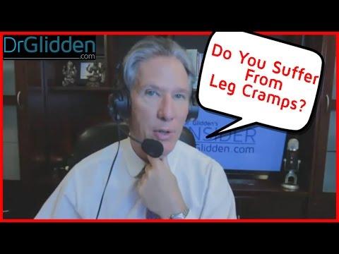 Dr. Glidden Discusses Leg Cramps, Gout and Vertigo | The Fire Your MD Now Show