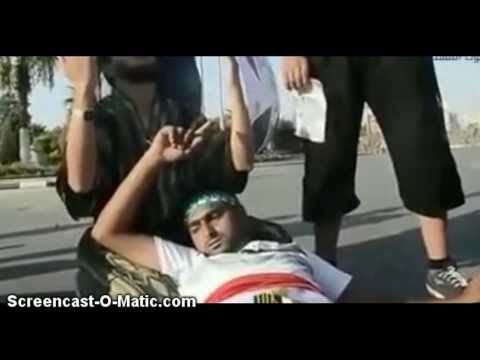 BUSTED!   Best Ever Proof of Crisis Actors in Egypt & Syria!   WAKE UP PEOPLE!!