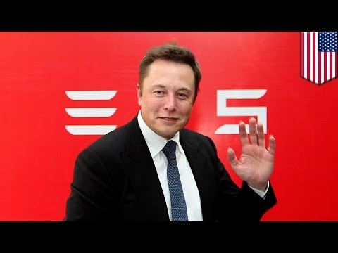 Elon Musk: Tesla to launch batteries that can power homes