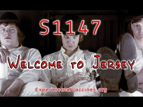 New Jersey Mandating Vaccines and Religious Persecution S1147