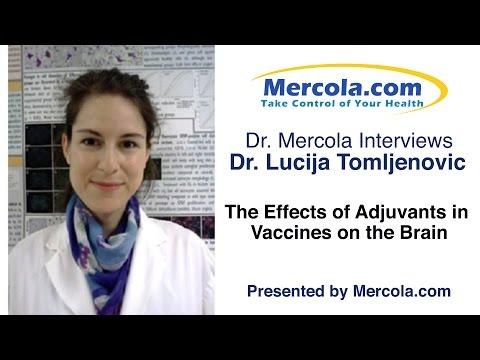 Dr. Mercola Interviews Dr. Tomljenovic About Vaccine Adjuvants