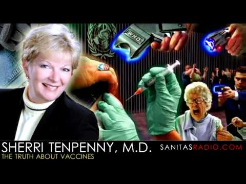 Sanitas Radio - Dr. Sherri Tenpenny - The Truth About Vaccines - Part 1 of 2
