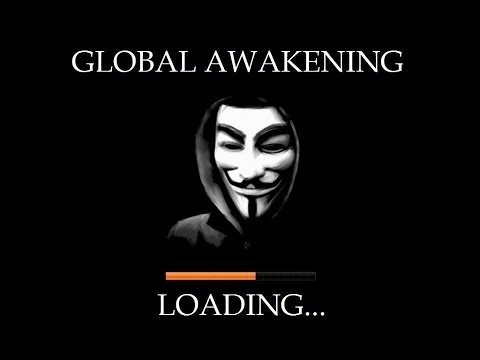 ANONYMOUS - GLOBAL AWAKENING - 2015