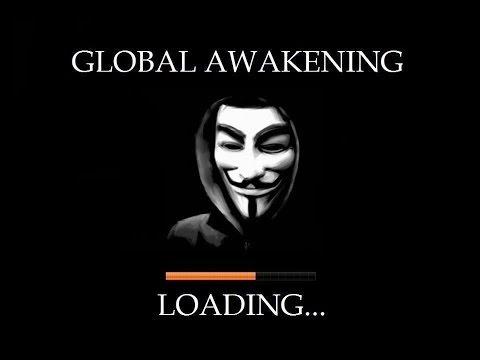 ANONYMOUS - GLOBAL AWAKENING - 2015