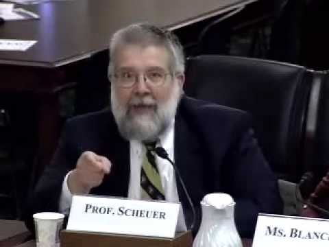 I'd Dump the Israelis Tomorrow --Ex-CIA Michael Scheuer Tells Congress
