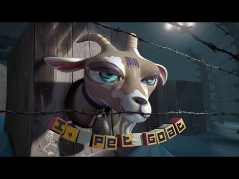 The TRUTH BEHIND THE PSYOP 1,PET GOAT  IS  Now being EXPOSED 7-15-15