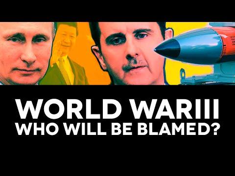 World War III  -  Who Will Be Blamed?