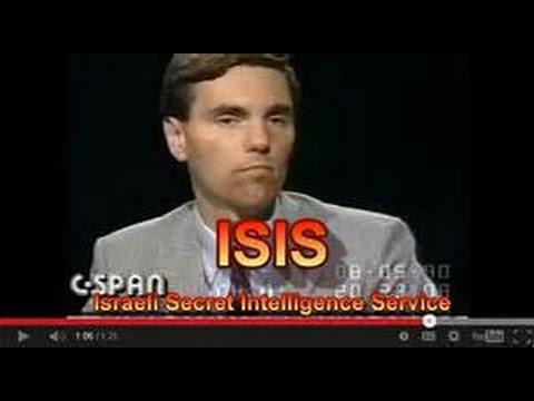ISIS=Israeli Secret Intelligence Service