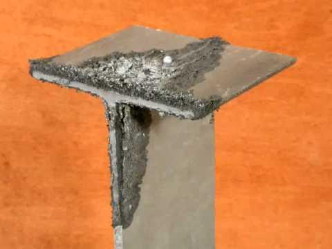 Mercury attacks Aluminum