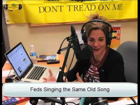 Oregon: Feds Sinnging the Same Old Song | The KrisAnne Hall Show, Jan. 11th. 2016